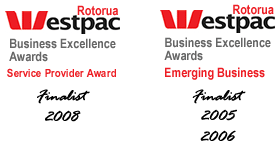 Westpac Business Excellence Award